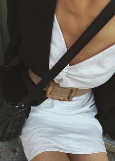 Linen Dress — MODEDAMOUR