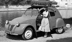 Ons oude eendje (1955) Christine
