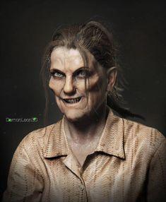 Marguerite Baker by Resident Evil Vii, Resident Evil 7 Biohazard, Thankful For Friends, Evil World, Art Poses, Art Sketches, Amazing Women, Deviantart, The Incredibles