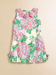Lilly Pulitzer Kids Toddler's & Little Girl's Lilly Shift Dress