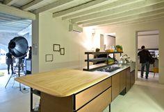 Boffi´s new kitchen by Patricia Urquiola