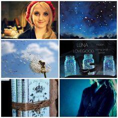 Luna Lovegood - The Girl Who Shone
