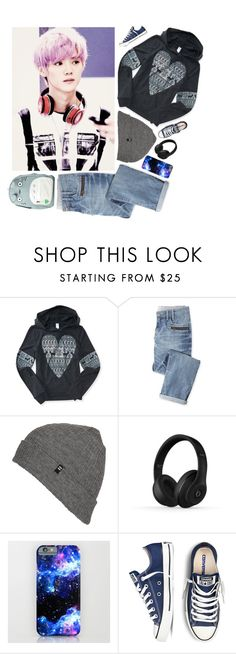 """""""Luhan ♥"""" by highlandchild ❤ liked on Polyvore featuring Aéropostale, Wrap, Billabong, Ghibli, kpop, EXO and luhan"""