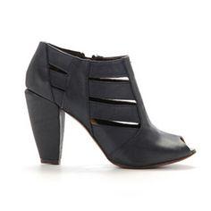 parker navy heels