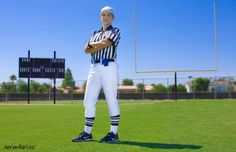 Shannon Eastin- For the first time in league history, a woman will work an NFL game as part of the officiating crew.