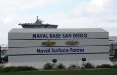 Naval Base San Deigo