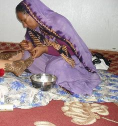 Mauritania henna  Photo by Magharebia via flickr