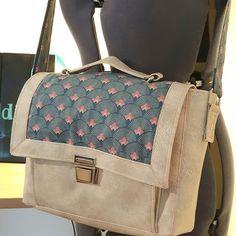 Keskeldit sur Instagram: Et le voilà fini!!! Quand une folle de sacs et de couture rencontre les patrons de @patrons_sacotin... Test pour le #swapdenoelsacotin.…