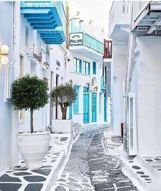 Mykonos island~Greece