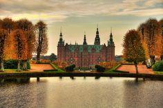 Frederiksborg Palace, Denmark.