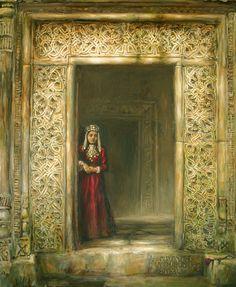 Hayastan (Kobayr) - Armenian painting
