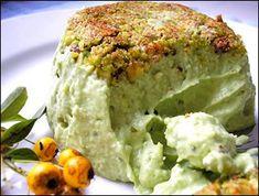 Pâté di avocado con pistacchi