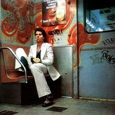 *Saturday Night Fever (1977)   John Travolta, Karen Lynn Gorney, Barry Miller - Director: John Badham  IMDB: A Brooklyn youth feels his only chance to get somewhere is as the king of the disco floor.