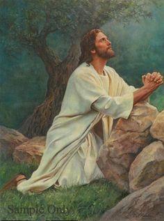 Jesus is my Lord and Savior.