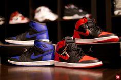 2001 Air Jordan 1 Retro #sneakerhead #kicks #collection #nike #jordan #alpha #airjordan #shoes #phat #sneakers #colorway #closet #room #michaeljordan