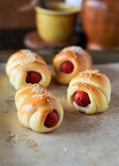 Clutter bug paradox/-/ Hong Kong sausage bun | The moonblush Baker