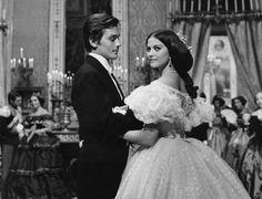 """Luchino Visconti """"Il Gattopardo"""", Roma 17 settembre 1962"""