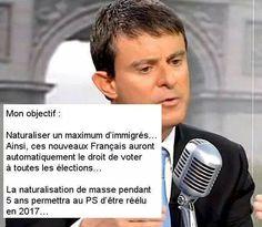 France : Votez UMPS et le Français devra partir de son Pays. - C.V.R-Française