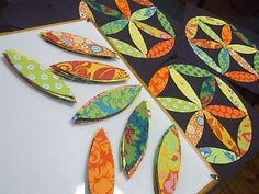 jacobs coat preparation by Cabbage Quilts, via Flickr