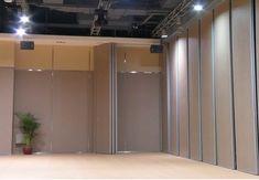 Paredes de separação das portas deslizantes do auditório para centros de convenções internacionais