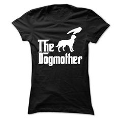 The Dogmother Irish Setter T-Shirts, Hoodies. SHOPPING NOW ==► https://www.sunfrog.com/Pets/The-Dogmother-Irish-Setter-Ladies.html?id=41382