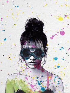 martinekenblog: Jenny Liz Rome is an illustrator... | AFA - art for adults