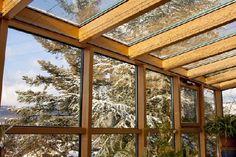 Homeplaza - Innovative Fensterheizung verhindert die Entstehung von Kondenswasser - Freie Sicht nach draußen