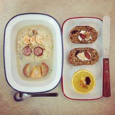 #morning #breakfast #yummy #ristto
