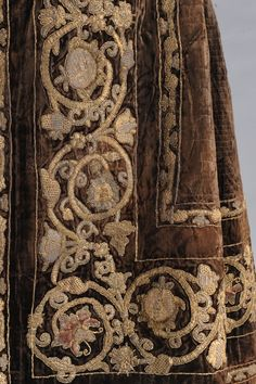 Skirt detail ca. 1610 From the Museum of Applied Arts