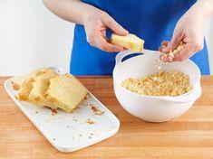 Cake Pops Grundrezept - so gelingen die Kuchen am Stiel - My list of the best food recipes Cake Mix Cookie Recipes, Cake Mix Cookies, Cupcake Recipes, Dessert Recipes, Desserts, Vegan Lemon Cake, Cake Vegan, Zucchini Cake, Salty Cake
