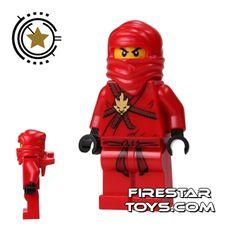 LEGO Ninjago Mini Figure - Kai ( .firestartoys.com, 2013 )
