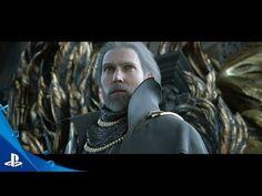 Kingsglaive Final Fantasy XV - Official Trailer - YouTube