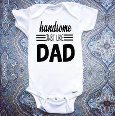 Adorable gifts for baby boys custom vinyl boy onesies etsy baby boy onesie new baby gift baby clothing fathers day negle Choice Image