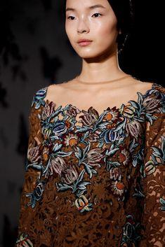 Valentino Spring 2014 Couture Fashion Show Details