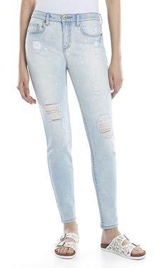 Mudd® High-Waisted Skinny Juniors' Jeans