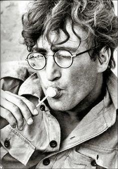 John Lennon. @Deidra Brocké Wallace