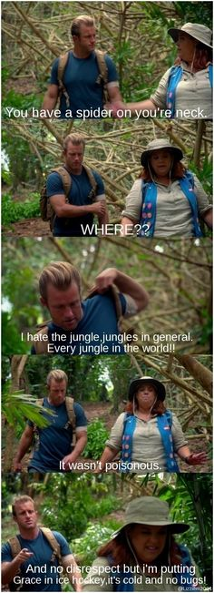 Hahaha danno is great!