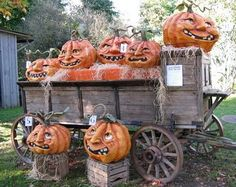Ghoultide Gathering of past--we own one of these great pumpkins