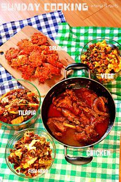 Sunday Cooking Shenanigans  IntensePursuits