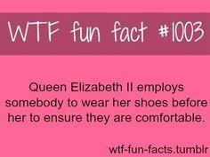 Queen Elizabeth II fact