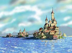 #fantasy #castle