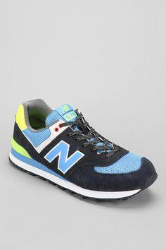 New Balance Classic Ml574 Mesh Sneaker