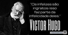 Frases e citações #victorhugo
