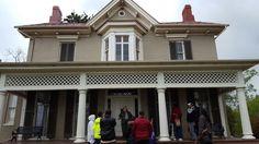 "Frederick Douglass"" house"