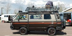 Oscar, the... Incredibly Customized Vanagon