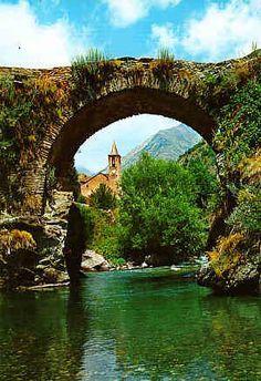 Alós d' Isil  Pallars Sobirà, Lleida  Catalonia