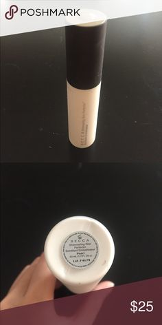 BECCA Shimmering Skin Perfector Only used 3times. Good condition. In color Pearl. BECCA Makeup Face Primer