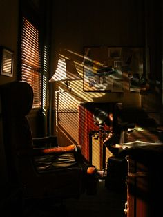 looking out a film noir detective window Cinematic Photography, Film Photography, Window Photography, Light And Shadow, Cinematography, Windows, Fine Art, Lighting, Places