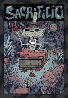 Kensausage (Cristian Robles) - Sacrifice
