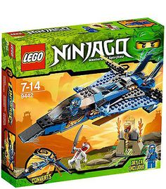 "LEGO Ninjago Jay's Storm Fighter (9442) - LEGO - Toys ""R"" Us"